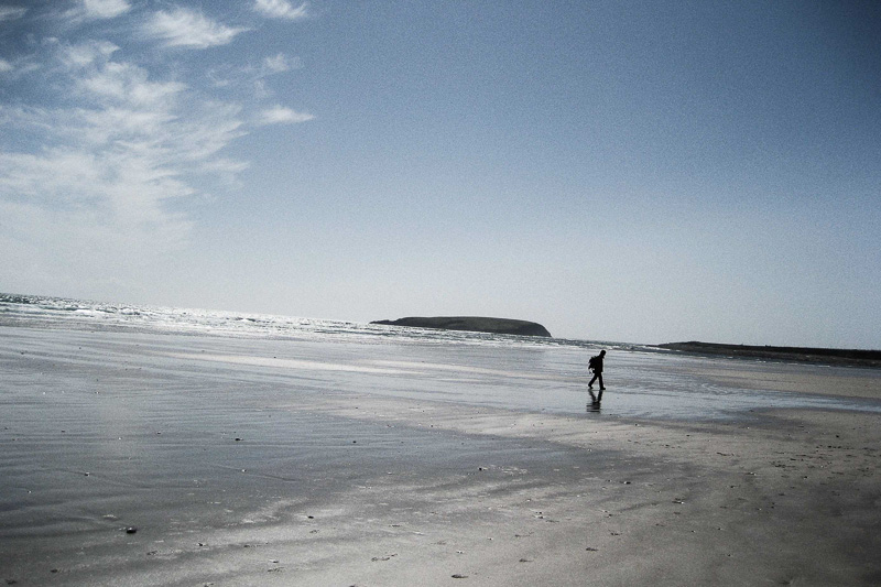 Achill Island, Keen Beach