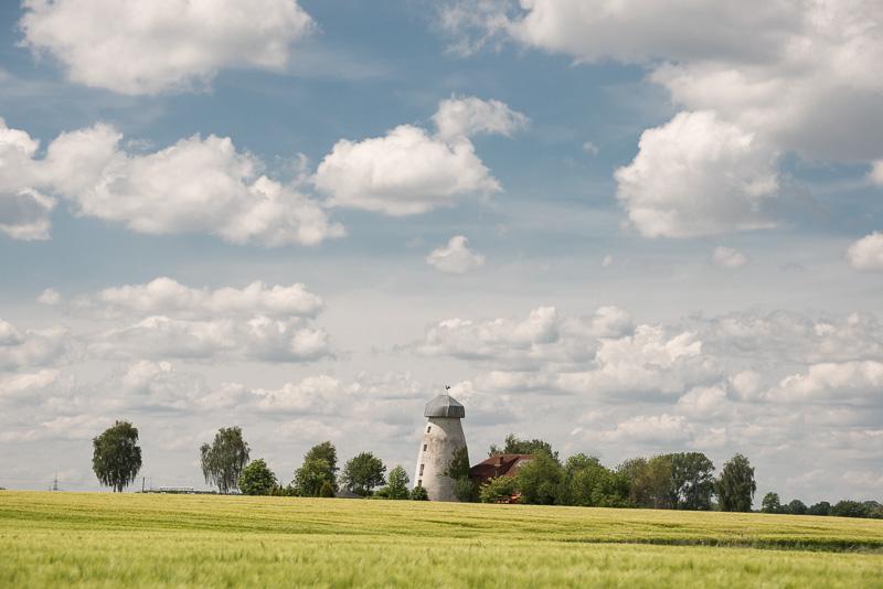 Albersloh, Mühle, Werseradweg