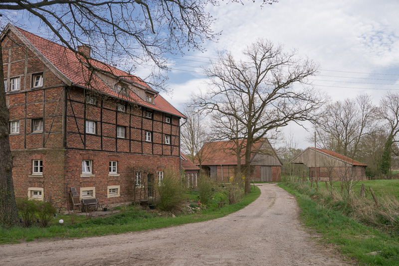 Weg bei Altenberge