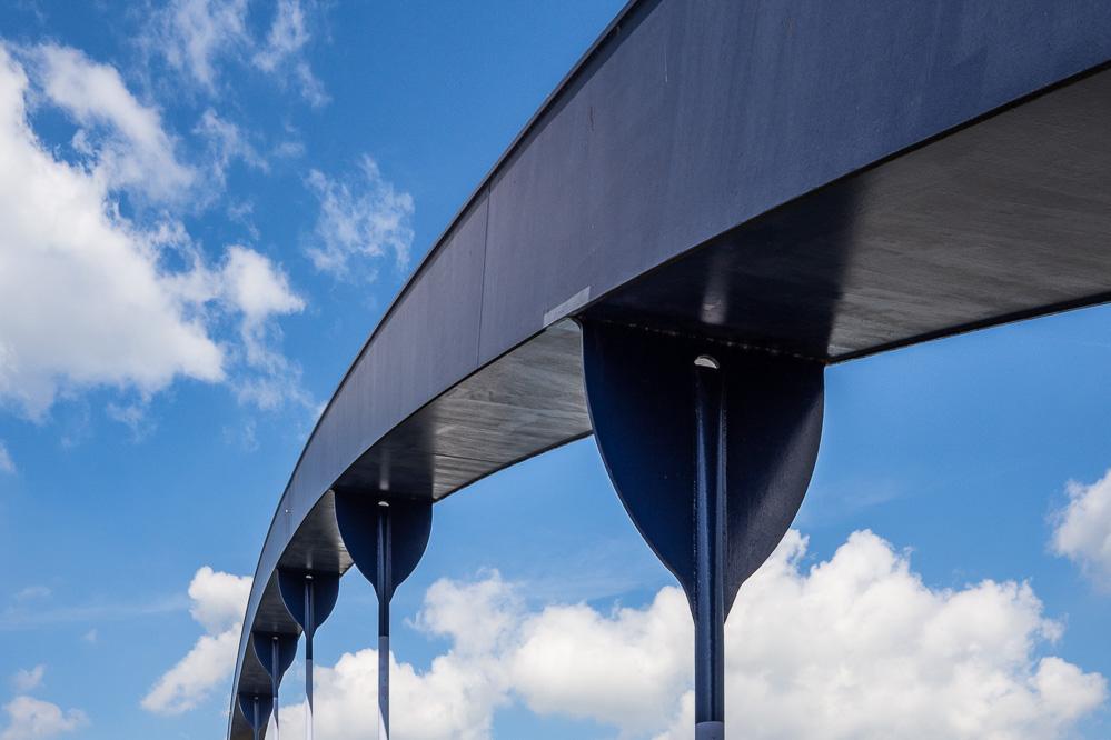 Hiltrup, Brücke am Kanal