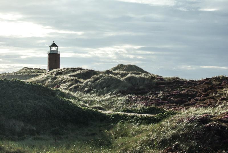 Leuchtturm Kampen Sylt
