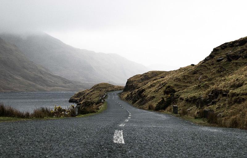 Alte Strasse, Connemara Irland