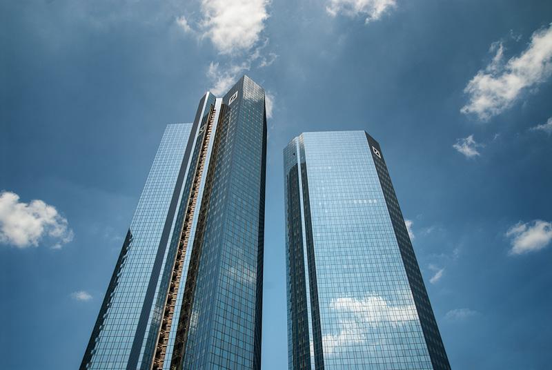 deutsche-bank, frankfurt am main