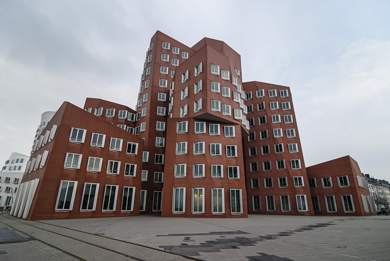 Gehry in Düsseldorf
