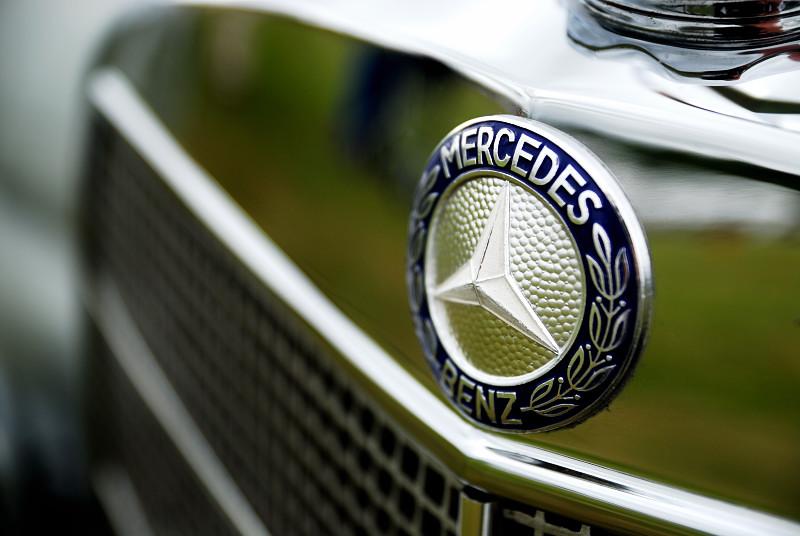 Mercedes Benz, Emblem