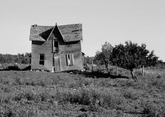 broken House…