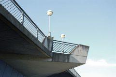 Torminbrücke am Aasee in Münster