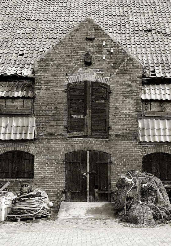Altes Haus in Burg auf Fehmarn