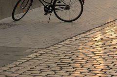 Fahrrad am Domplatz, Münster