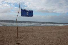 Sylt, Fahne im Wind