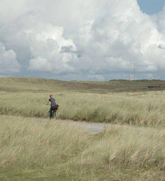 Mit dem Rad auf Sylt unterwegs