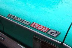 Opel Rekord 1900, Türkis