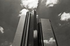 Deutsche Bank, Zentrale in Frankfurt