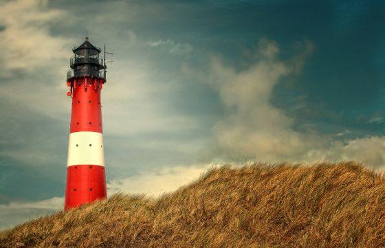 Leuchtturm, Sylt Hörnum
