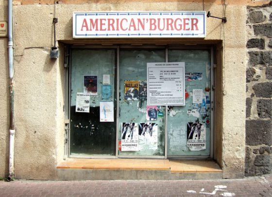 American Burger, Fastfood in Frankreich