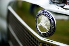 Mercedes Benz 220SE / Mercedes Stern / Oldtimer