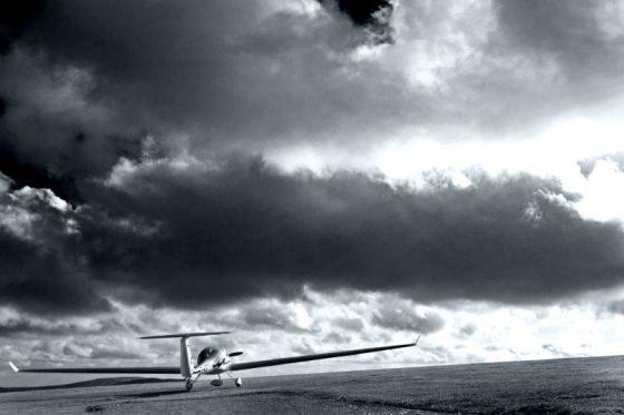 Segelflugzeug an der Wasserkuppe, Segelfliegen