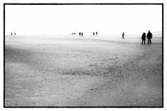 Norderney, am Strand