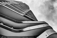 Architektur, Hamburg Hafencity, Marco Polo Tower