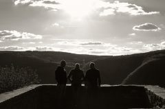 Three Men, Niederwald, Rossel