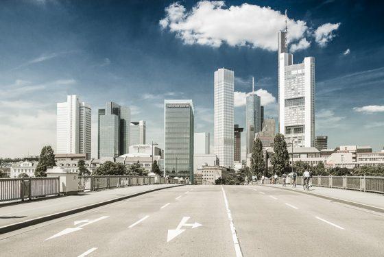 Frankfurter Skyline