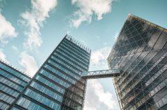 LVM Versicherung Münster, Büroturm, Kristall