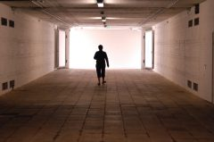 Tunnel vom Hindenburgplatz zum Hörsaal  H1