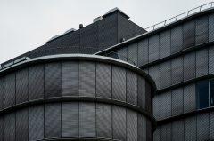 black house, Düsseldorf, Medienhafen