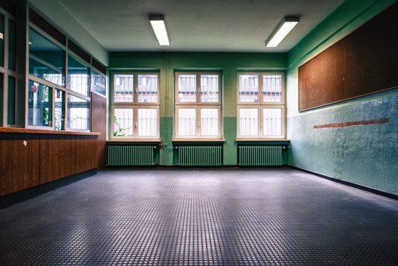 leerer Raum, empty
