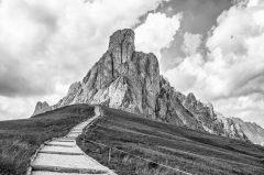Ein weiter Weg bis zum Gipfel