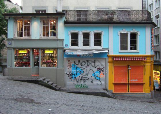 Zürich, Altstadt