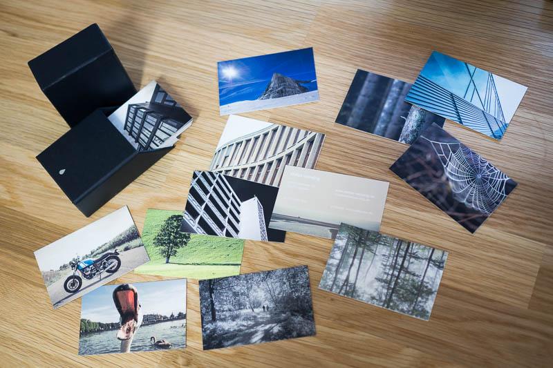 Moo Das Miniportfolio Zum Mitnehmen Fotografie Von Stefan