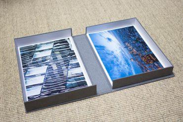 Portfolioboxen zur Archivierung