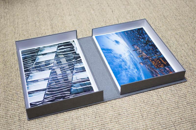 Portfoliobox, Portfolioboxen, Portfoliokassette