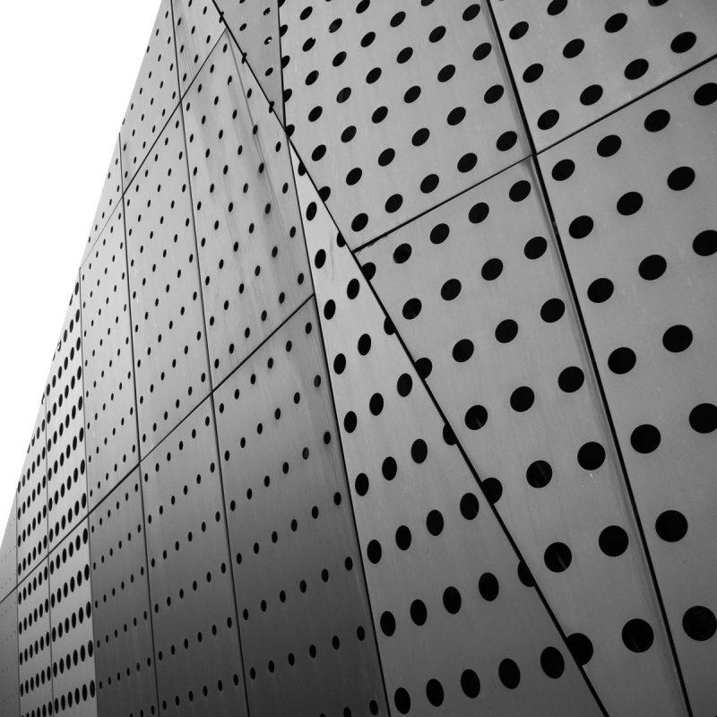 Fassade, Salewa in Bozen
