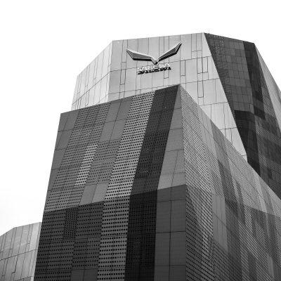 Gebäudeansicht, Salewa Bozen